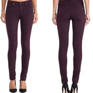 Rag & Bone Mulberry skinny legging jeans 26